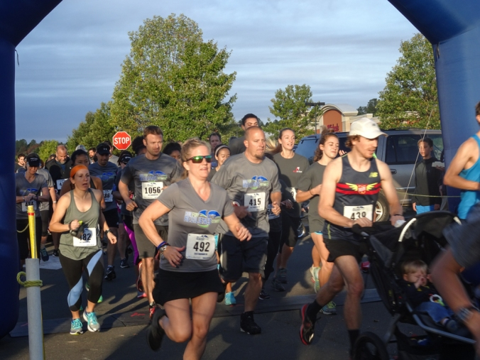 Run, Walk or Roll this World Ostomy Day | Run for Resilience Ostomy 5k